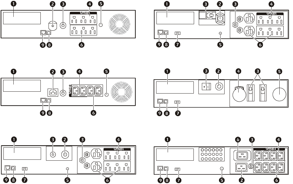 APC Computer Accessories SMT2200RM2U manual (page 5 of 8)