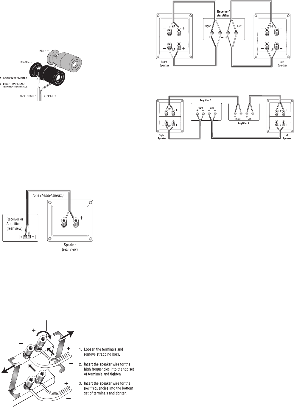 Jbl Home Theater System Es25c Manual Page 4 Of 6 Entertainment Wiring The