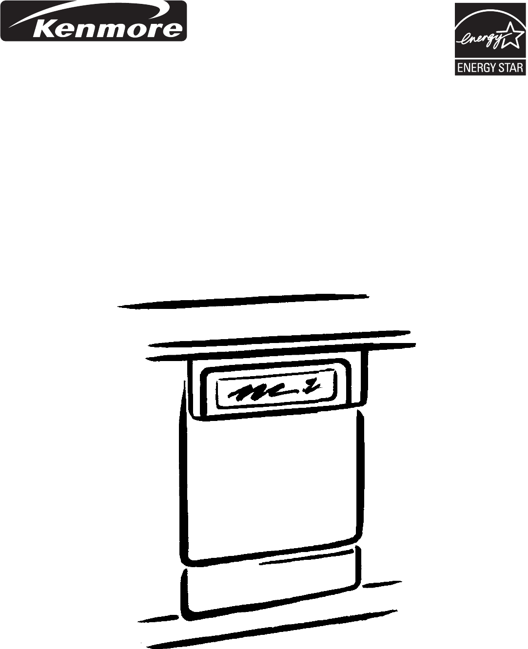 Download Kenmore Dishwasher 587.144 Manual And User Guides