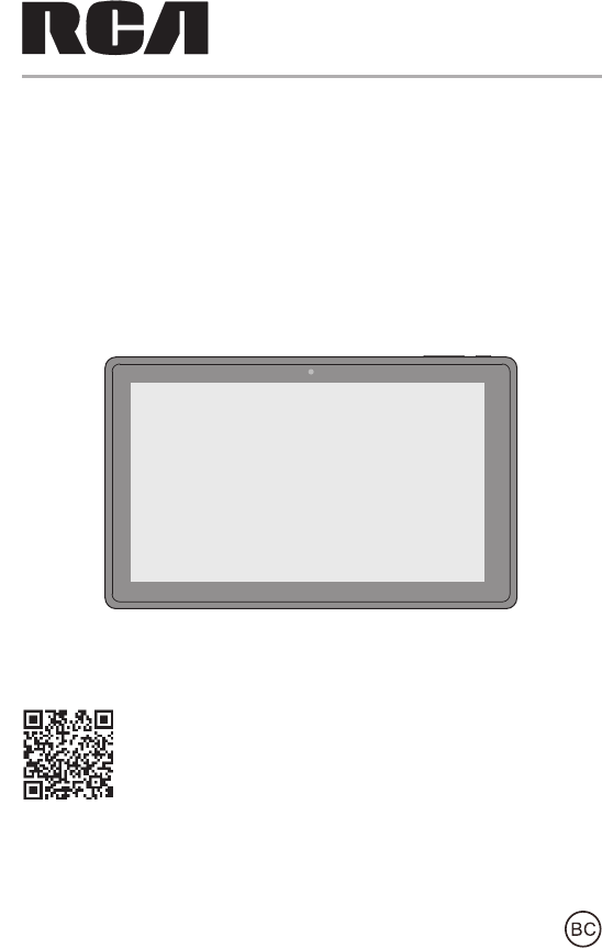 Download Rca Graphics Tablet Rct6103w46 Manual And User