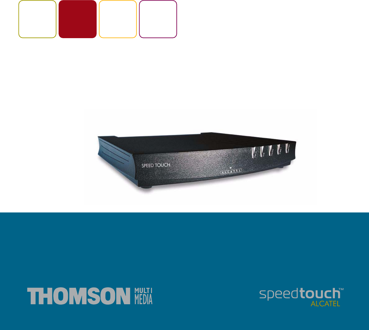 how to connect to thomson router