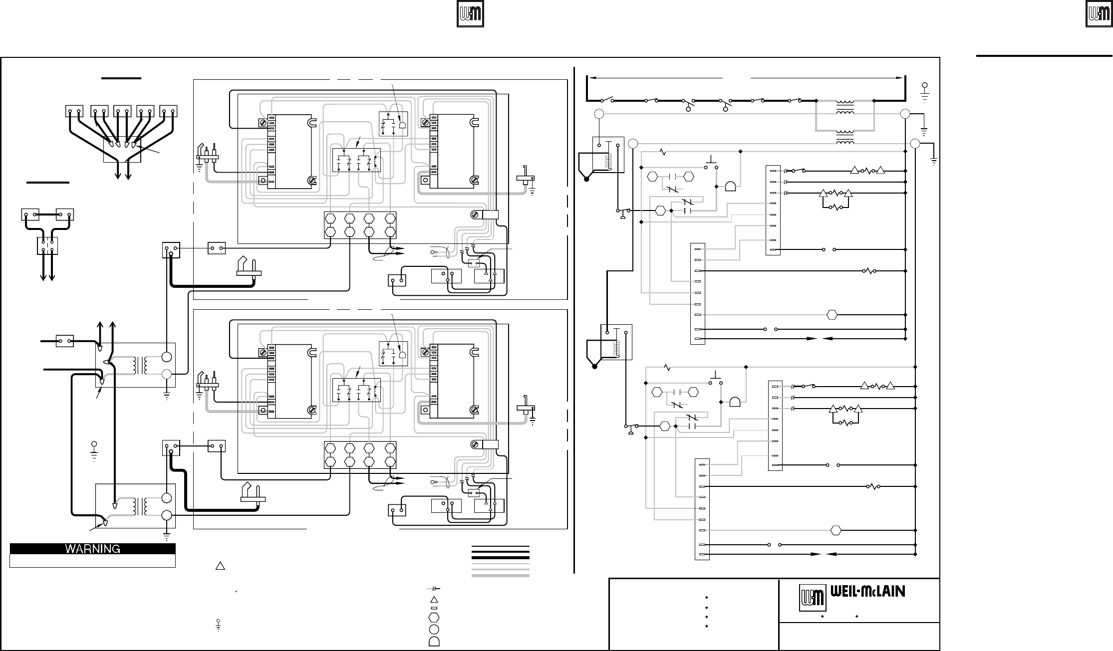 bg6 weil mclain boiler 6 20 series manual (page 6 of 11) Steam Boiler Wiring Schematics PDF at mifinder.co